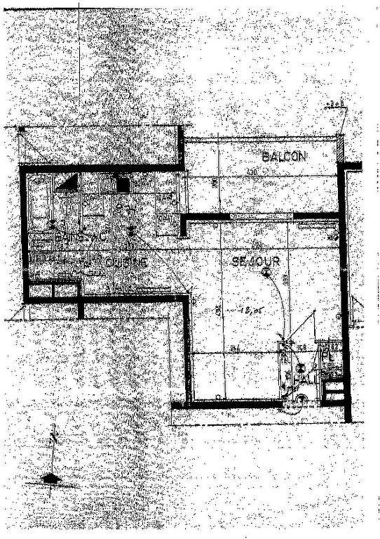 Appartement à vendre 1 32.89m2 à Sainte-Foy-lès-Lyon vignette-5