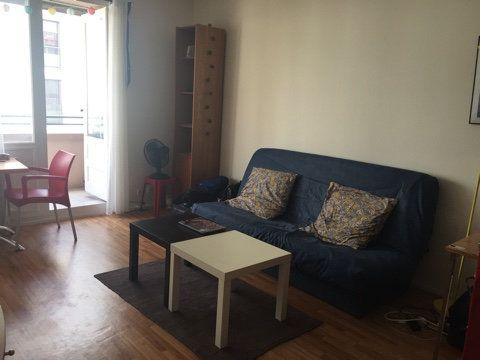 Appartement à louer 1 28.18m2 à Lyon 8 vignette-1