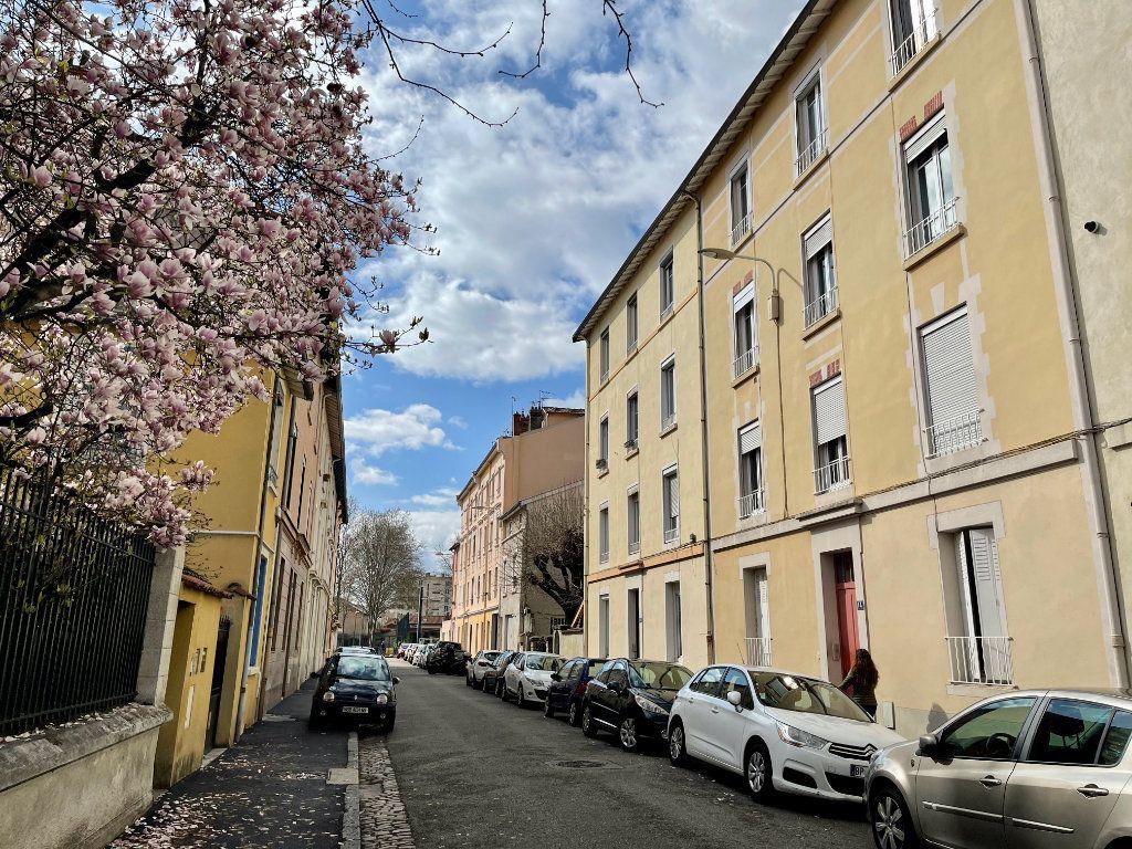 Appartement à vendre 2 41.66m2 à Lyon 3 vignette-1