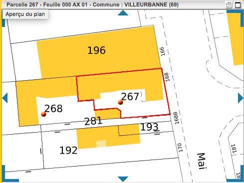 Immeuble à vendre 0 211m2 à Villeurbanne vignette-2