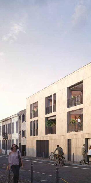 Appartement à vendre 2 43.4m2 à Bordeaux vignette-1