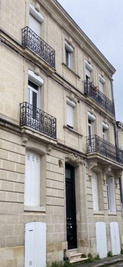 Appartement à vendre 2 36.1m2 à Bordeaux vignette-1