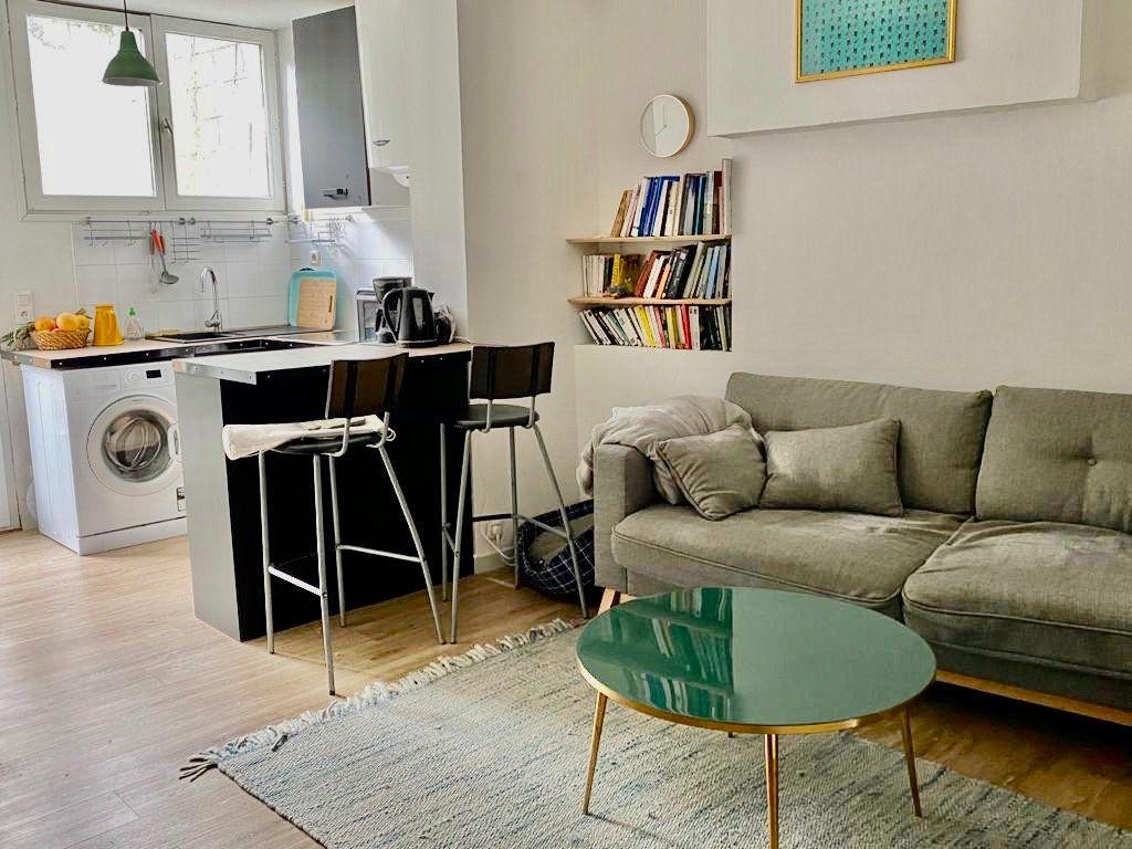 Appartement à vendre 2 35m2 à Bordeaux vignette-2