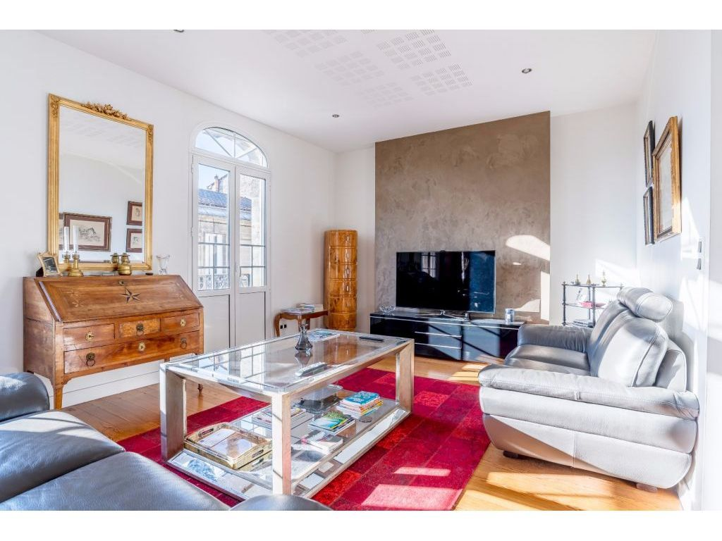 Maison à vendre 4 118m2 à Bordeaux vignette-1