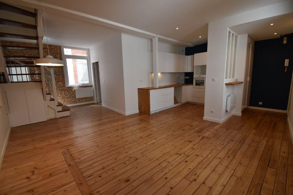 Appartement à vendre 3 61.47m2 à Toulouse vignette-1