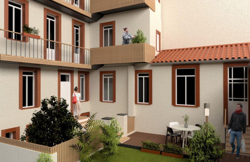Appartement à vendre 3 57.98m2 à Toulouse vignette-1