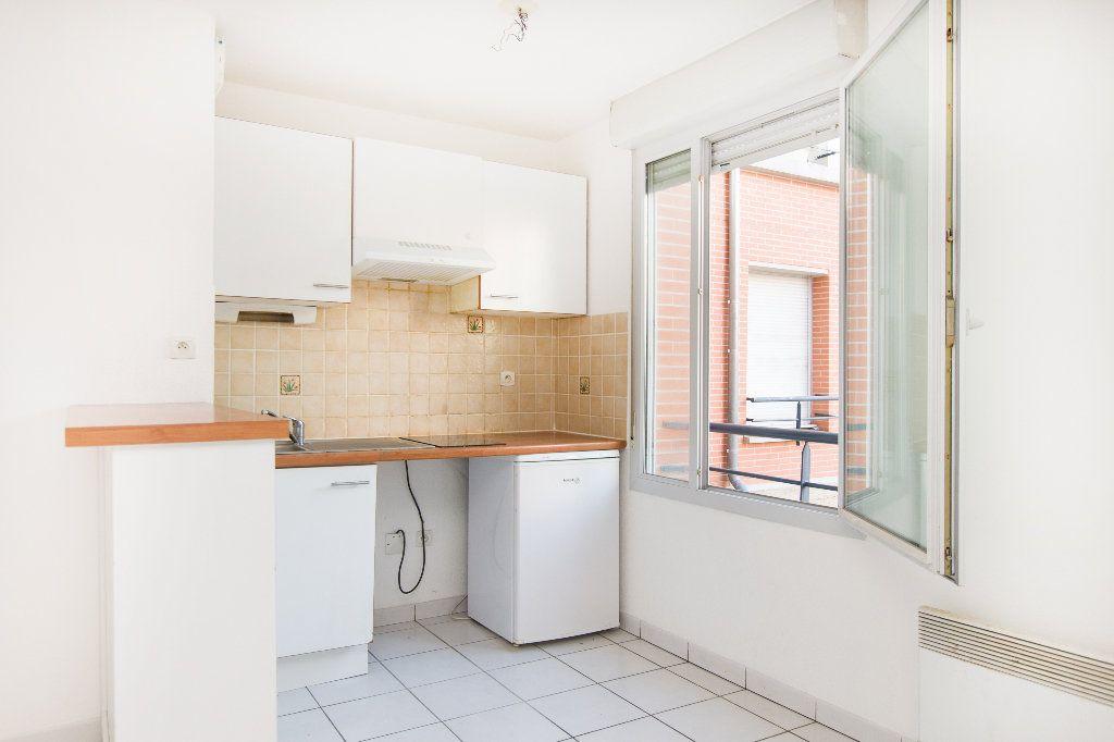 Appartement à vendre 2 38m2 à Toulouse vignette-1