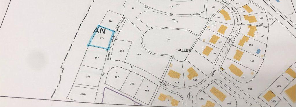 Terrain à vendre 0 741m2 à Vézac vignette-4