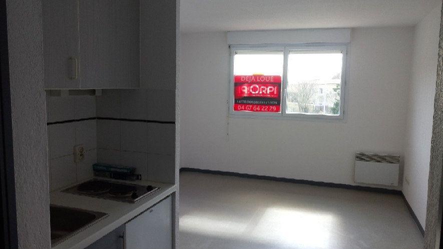 Appartement à louer 1 20.69m2 à Lattes vignette-3