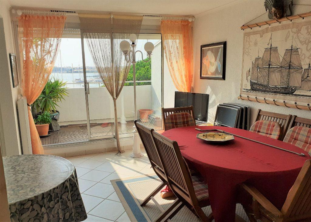 Appartement à vendre 3 74.83m2 à Le Cap d'Agde - Agde vignette-2