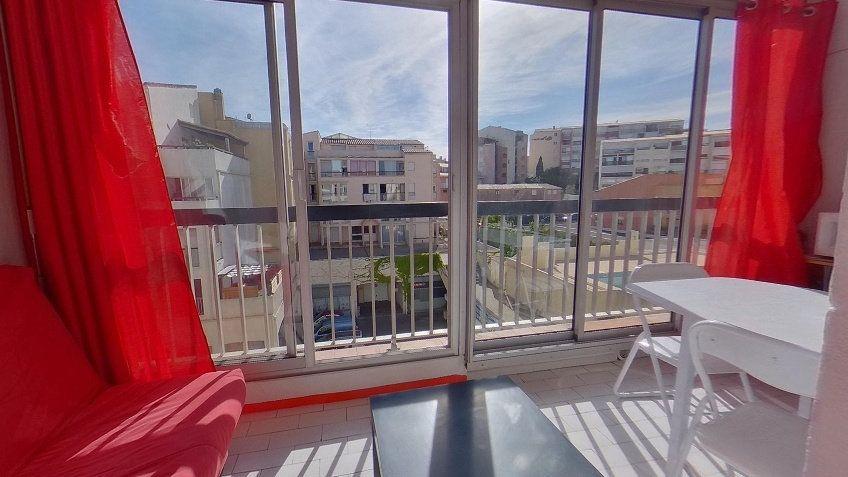 Appartement à vendre 2 29.79m2 à Le Cap d'Agde - Agde vignette-2