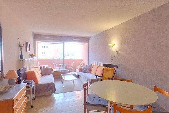 Appartement à vendre 2 41.55m2 à Le Cap d'Agde - Agde vignette-2