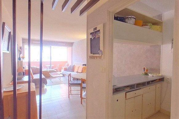Appartement à vendre 2 41.55m2 à Le Cap d'Agde - Agde vignette-5