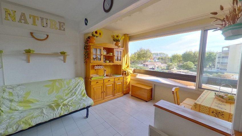Appartement à vendre 2 24.28m2 à Le Cap d'Agde - Agde vignette-2