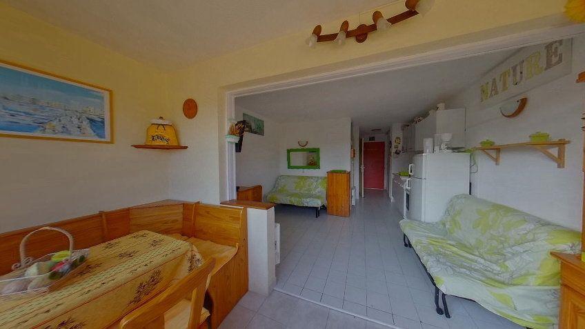Appartement à vendre 2 24.28m2 à Le Cap d'Agde - Agde vignette-3