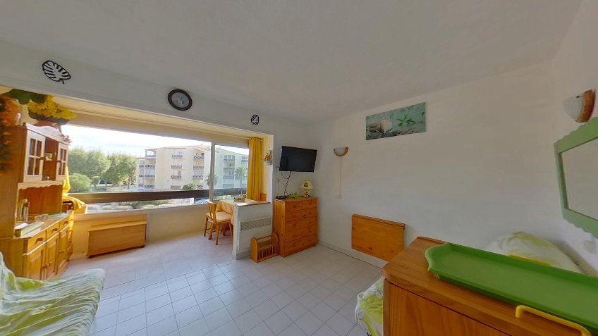 Appartement à vendre 2 24.28m2 à Le Cap d'Agde - Agde vignette-4