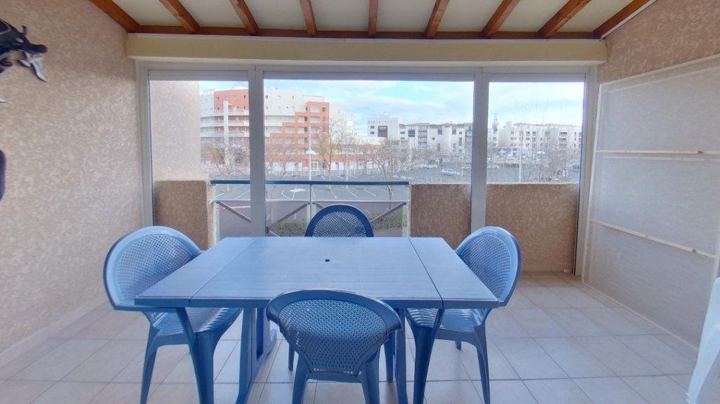 Appartement à vendre 3 44.4m2 à Le Cap d'Agde - Agde vignette-6