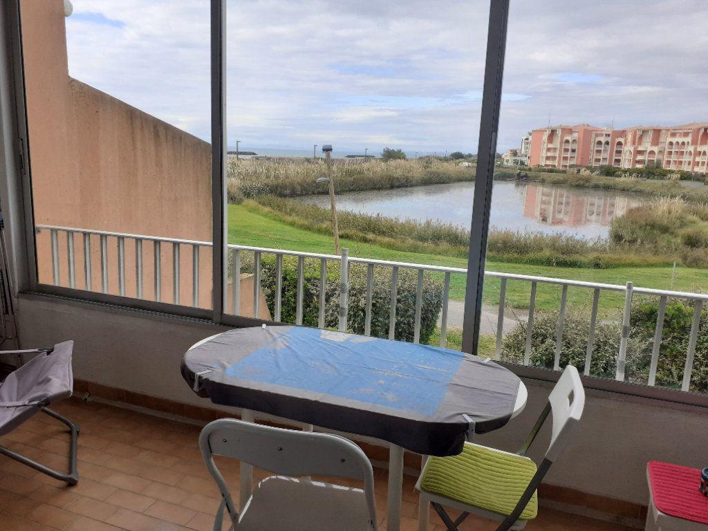 Appartement à vendre 2 32m2 à Le Cap d'Agde - Agde vignette-1