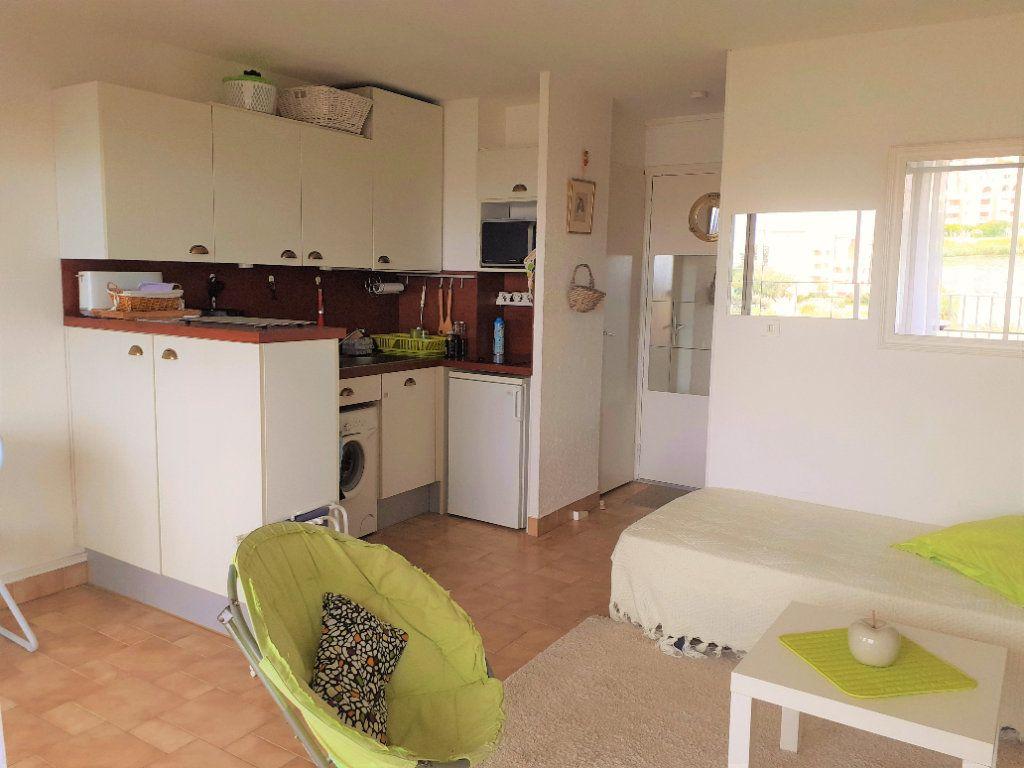 Appartement à vendre 2 32m2 à Le Cap d'Agde - Agde vignette-5