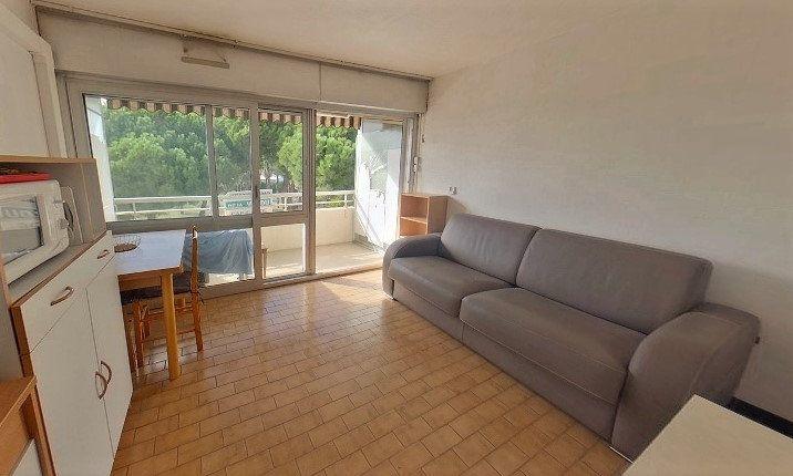 Appartement à vendre 2 23.97m2 à Le Cap d'Agde - Agde vignette-2