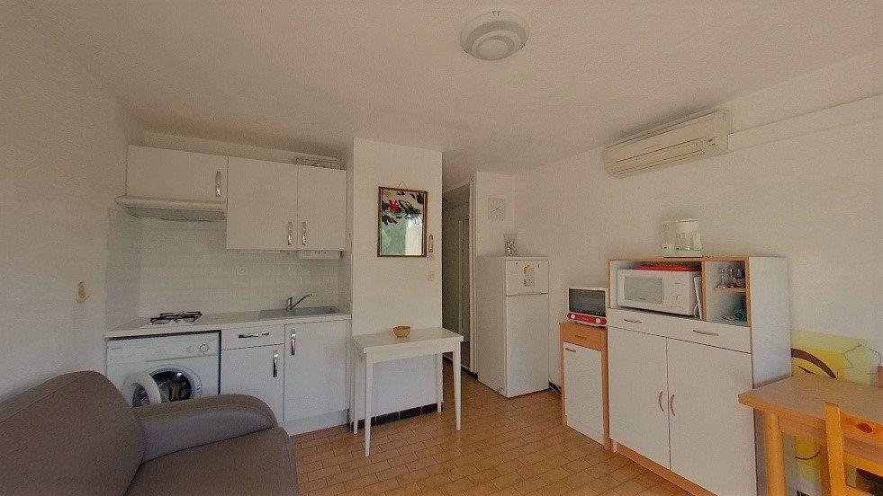 Appartement à vendre 2 23.97m2 à Le Cap d'Agde - Agde vignette-3
