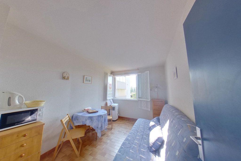 Appartement à vendre 1 19.33m2 à Le Cap d'Agde - Agde vignette-1