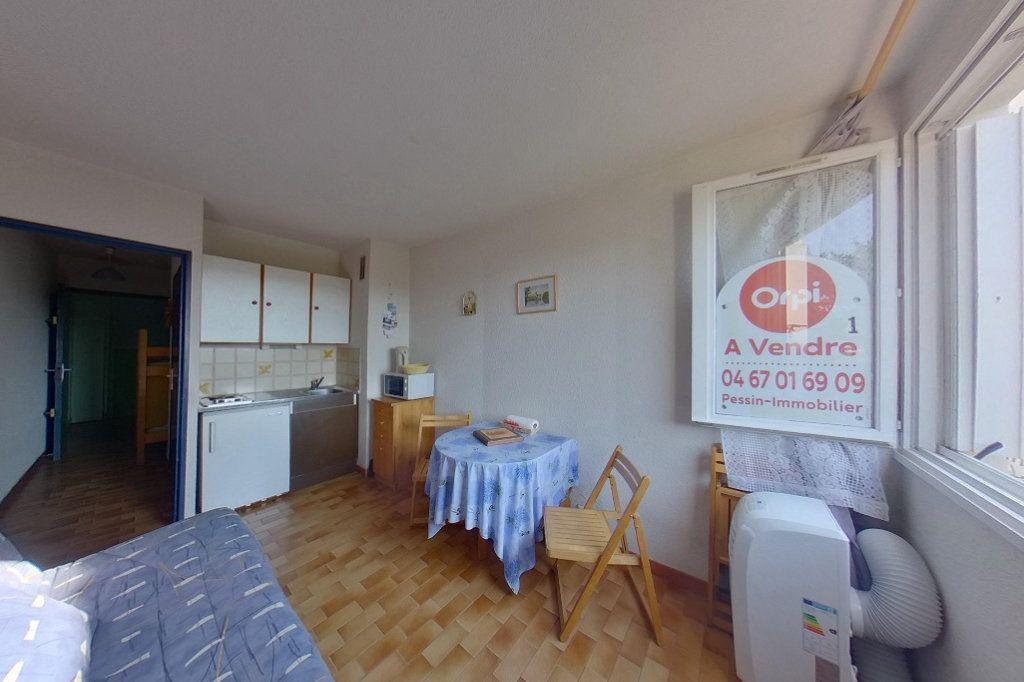 Appartement à vendre 1 19.33m2 à Le Cap d'Agde - Agde vignette-3