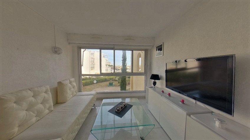 Appartement à vendre 1 20.83m2 à Le Cap d'Agde - Agde vignette-1