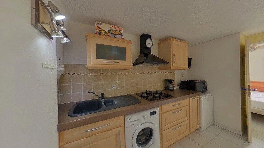 Appartement à vendre 3 29.84m2 à Le Cap d'Agde - Agde vignette-1
