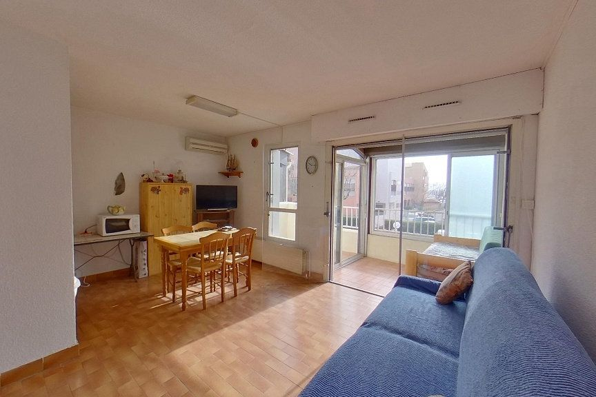 Appartement à vendre 1 29.41m2 à Le Cap d'Agde - Agde vignette-1