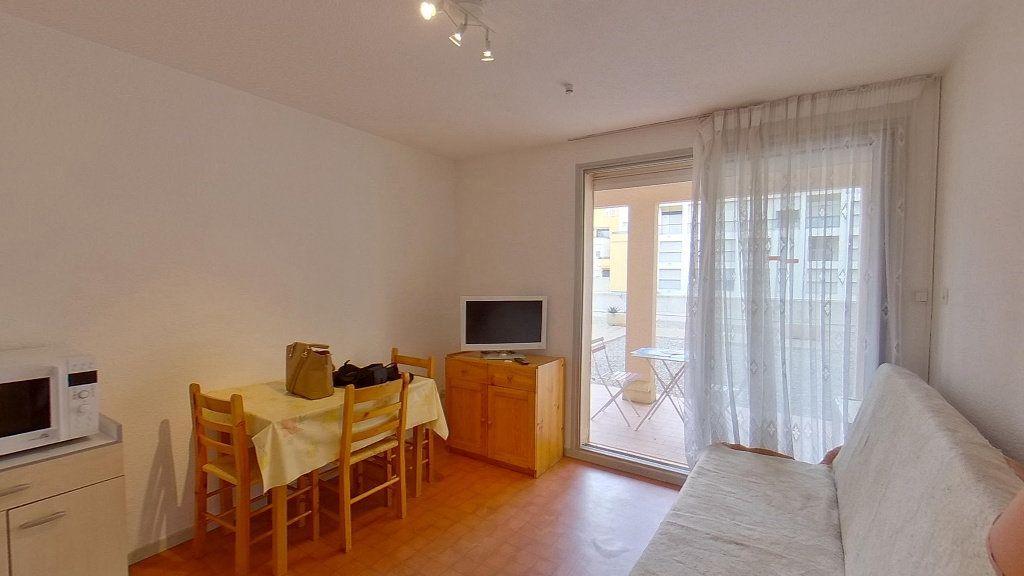 Appartement à vendre 1 20.1m2 à Le Cap d'Agde - Agde vignette-4