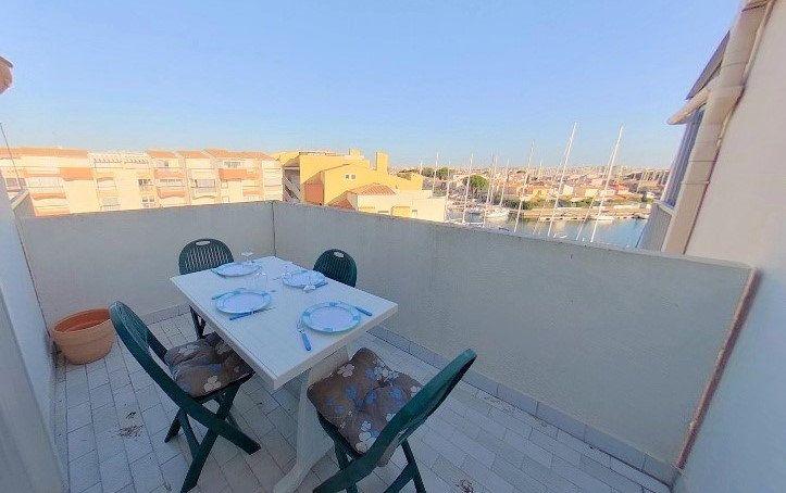 Appartement à vendre 2 20.91m2 à Le Cap d'Agde - Agde vignette-2