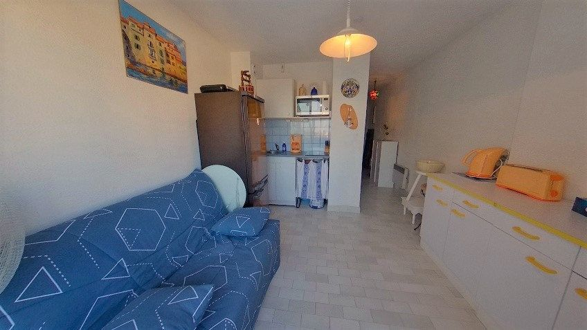 Appartement à vendre 2 20.91m2 à Le Cap d'Agde - Agde vignette-3