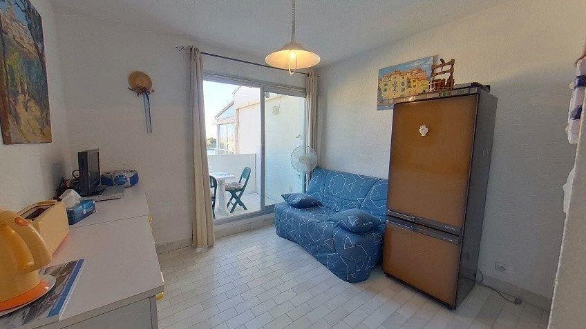 Appartement à vendre 2 20.91m2 à Le Cap d'Agde - Agde vignette-4