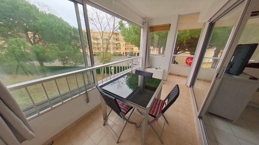 Appartement à vendre 3 33.89m2 à Le Cap d'Agde - Agde vignette-1