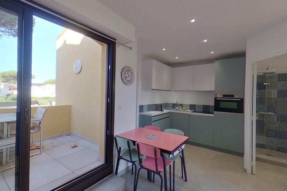 Appartement à vendre 2 25.44m2 à Le Cap d'Agde - Agde vignette-1