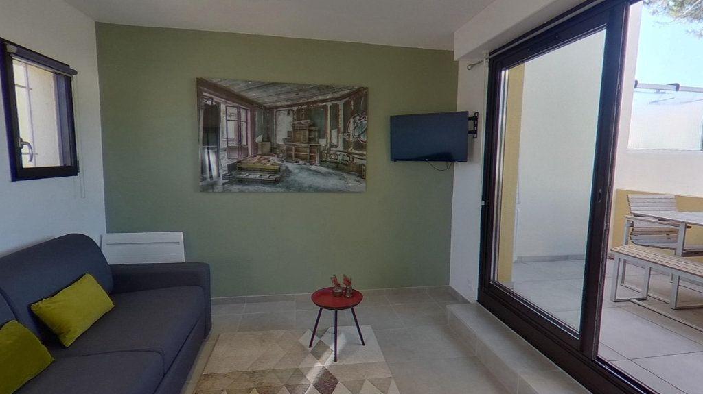 Appartement à vendre 2 25.44m2 à Le Cap d'Agde - Agde vignette-2