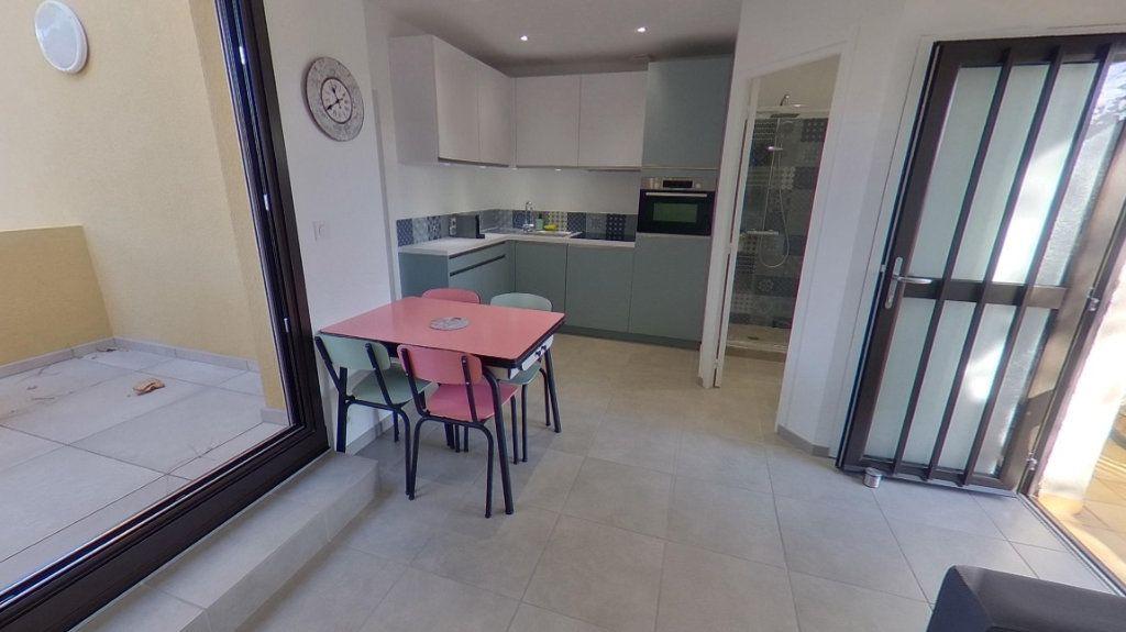 Appartement à vendre 2 25.44m2 à Le Cap d'Agde - Agde vignette-3