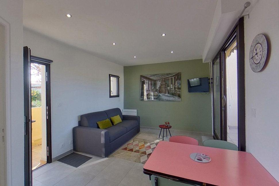 Appartement à vendre 2 25.44m2 à Le Cap d'Agde - Agde vignette-4