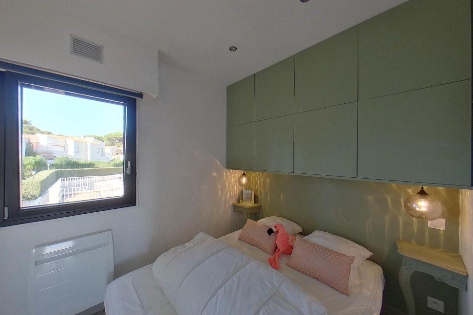 Appartement à vendre 2 25.44m2 à Le Cap d'Agde - Agde vignette-5