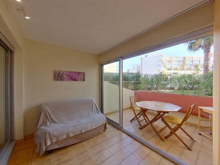 Appartement à vendre 1 24.75m2 à Le Cap d'Agde - Agde vignette-1