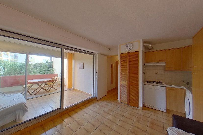 Appartement à vendre 1 24.75m2 à Le Cap d'Agde - Agde vignette-3