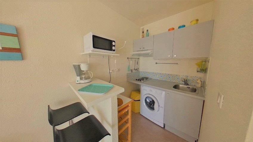 Appartement à vendre 1 28.77m2 à Le Cap d'Agde - Agde vignette-3