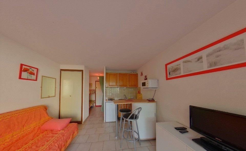 Appartement à vendre 1 19.72m2 à Le Cap d'Agde - Agde vignette-1