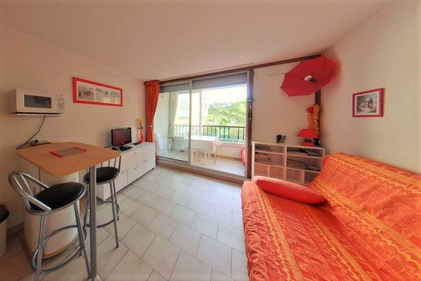 Appartement à vendre 1 19.72m2 à Le Cap d'Agde - Agde vignette-2
