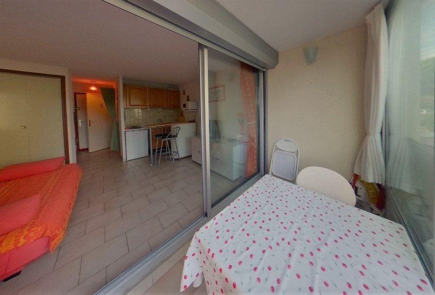 Appartement à vendre 1 19.72m2 à Le Cap d'Agde - Agde vignette-3