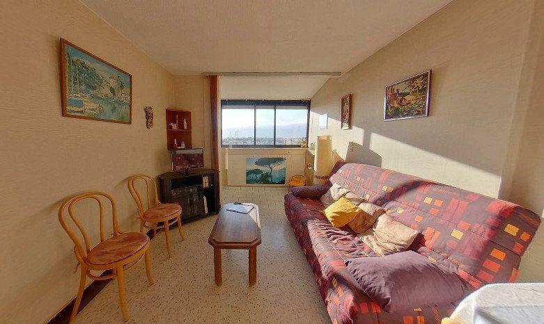 Appartement à vendre 2 30.19m2 à Le Cap d'Agde - Agde vignette-2