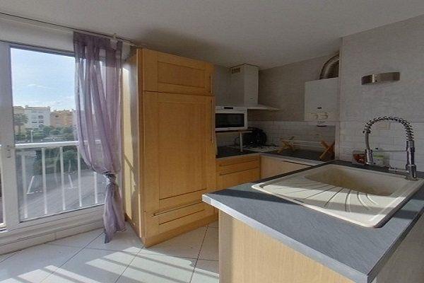 Appartement à vendre 2 32.15m2 à Le Cap d'Agde - Agde vignette-4