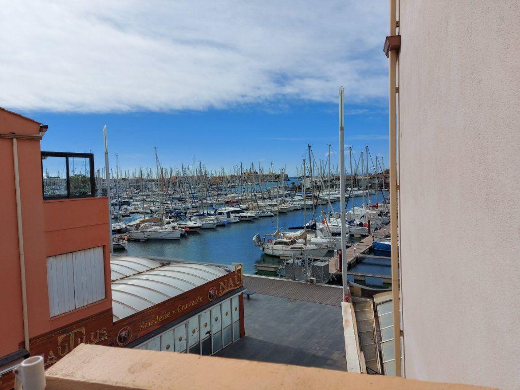 Appartement à vendre 1 23.77m2 à Le Cap d'Agde - Agde vignette-1