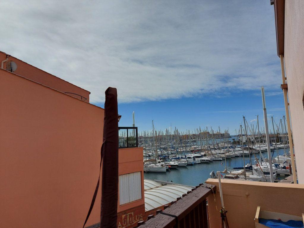 Appartement à vendre 1 23.77m2 à Le Cap d'Agde - Agde vignette-2